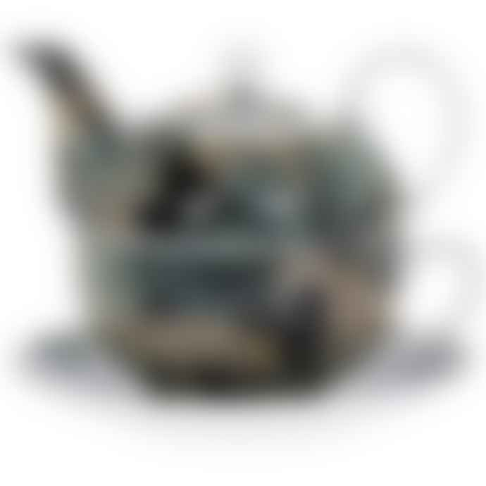 Juul at Home Jaguar Tropical One Cup Teapot Set