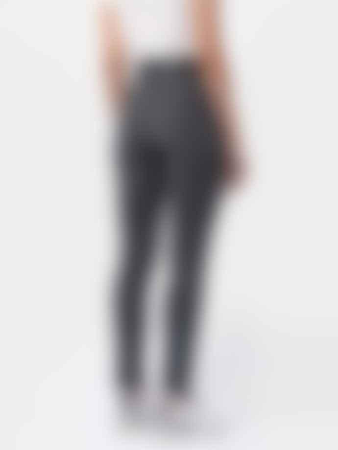 Nudie Jeans High Top Tilde Jeans Concrete Grey