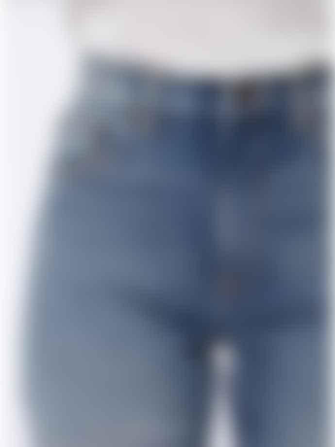 Nudie Jeans Breezy Britt Worn Stone Jeans