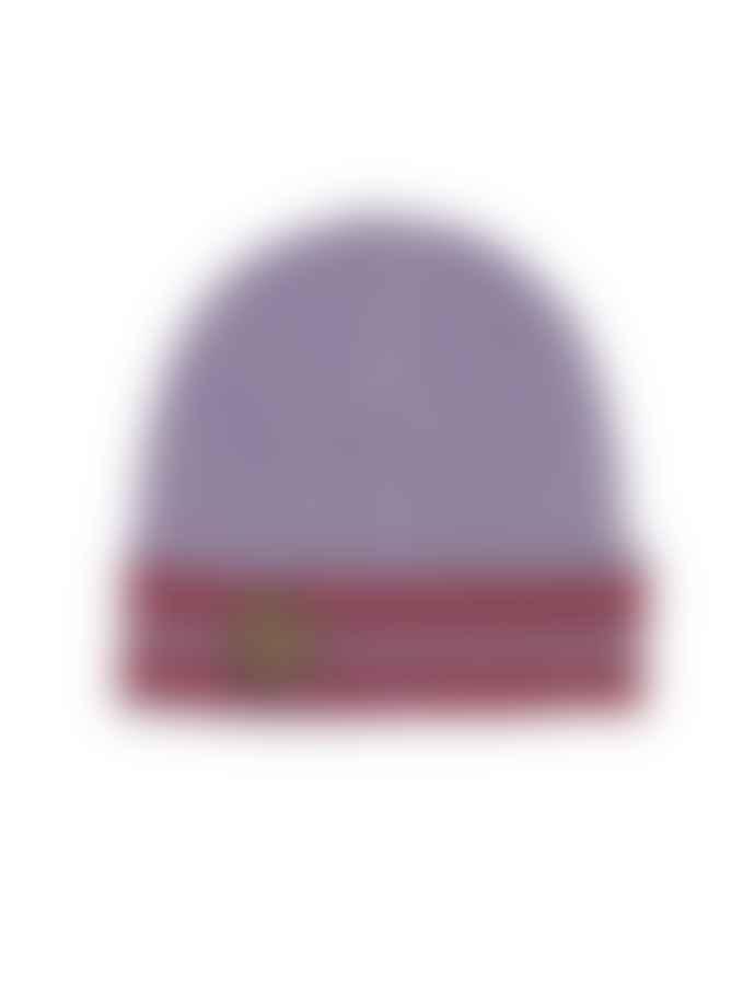 Project Aj117 Beanie Hat Heather Stripe
