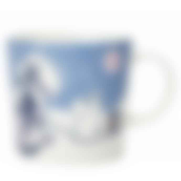 Arabia  Moomin Mug Crown Snow-load Winter 2019 Ltd. Edition