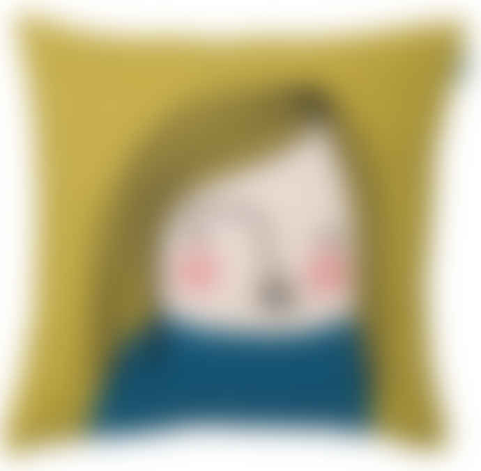 Spira of Sweden Renate Cushion