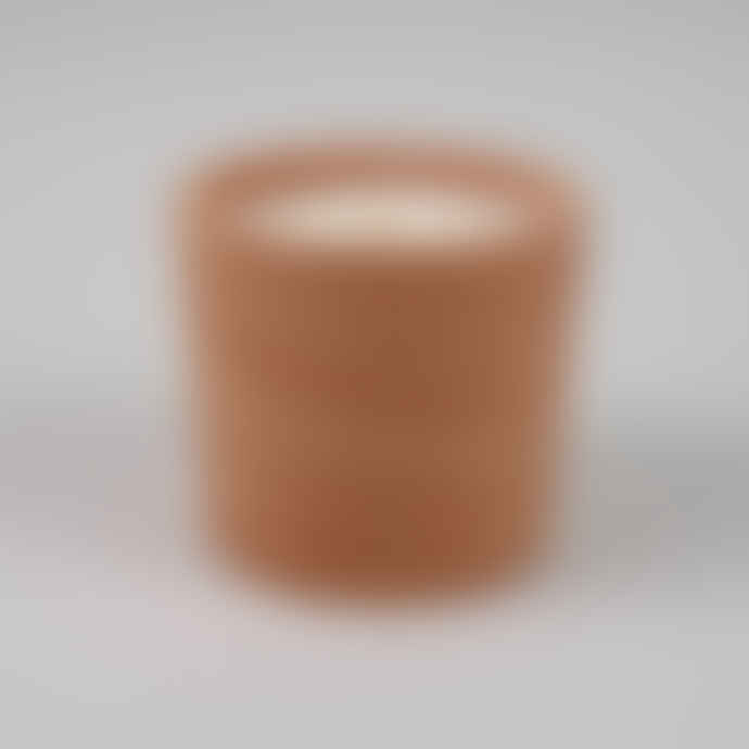 P.F. Candle Co Large Geranium Soy Candle in Terracotta Pot