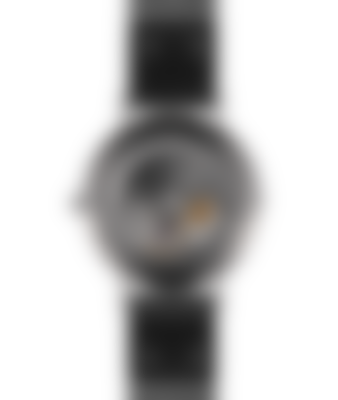 Paulin Commuter Automatic. Mechanical Wrist Watch with Art Deco Numerals