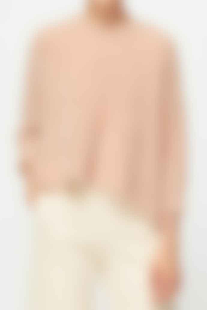 Pomandere Cameo Pink Mohair Jumper