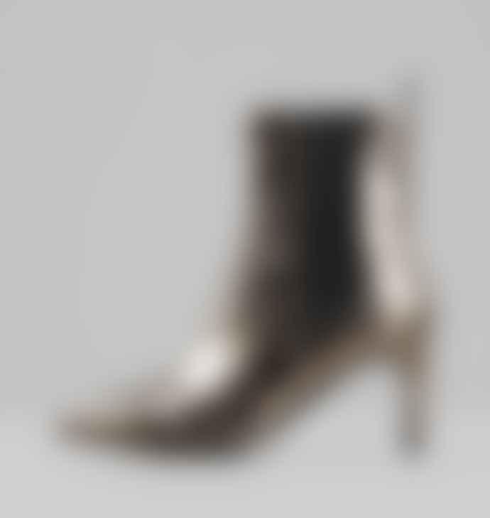 Vagabond Whitney Bronze Boots