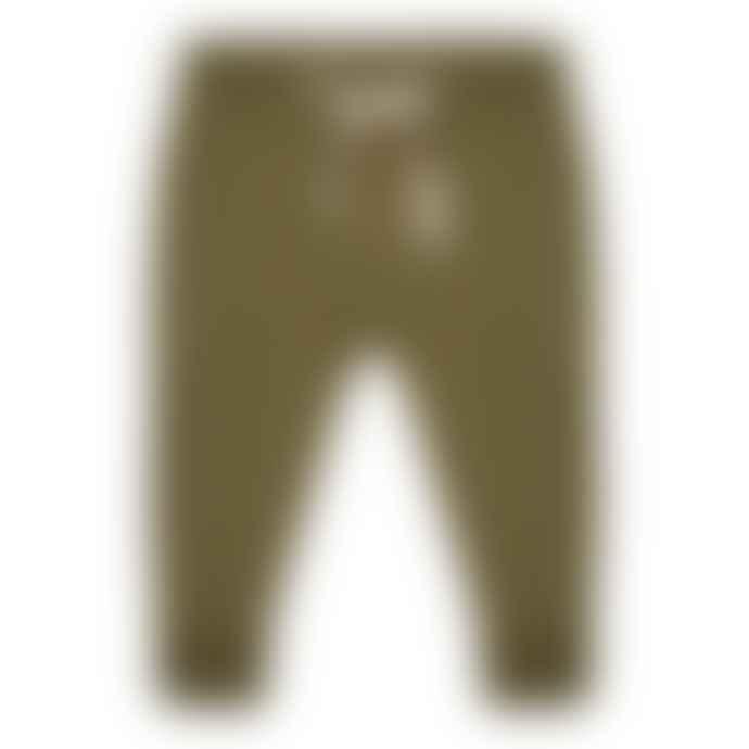 LittleIndians Pants Olive