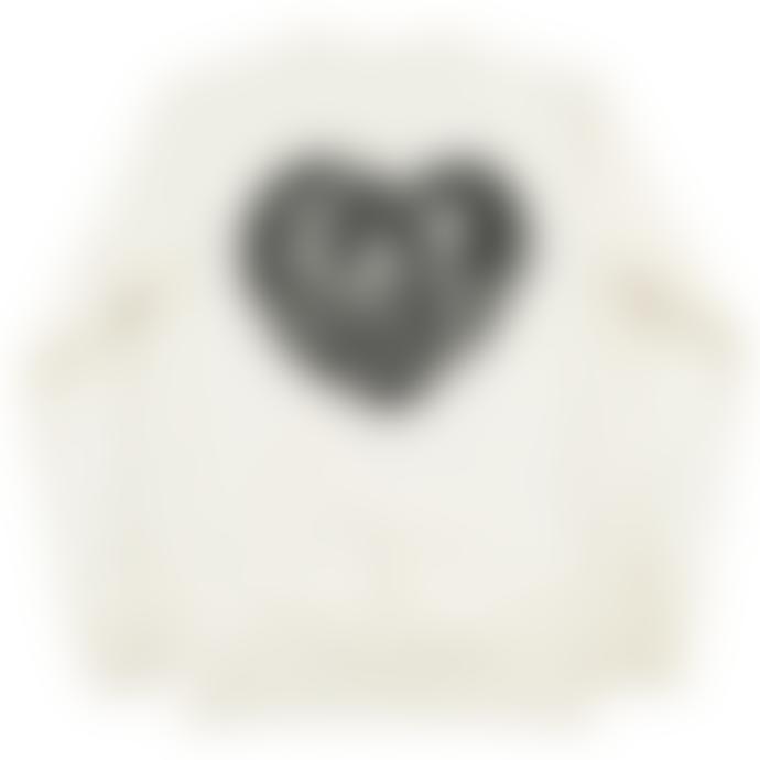 Eat Dust White Love Dust Sweatshirt
