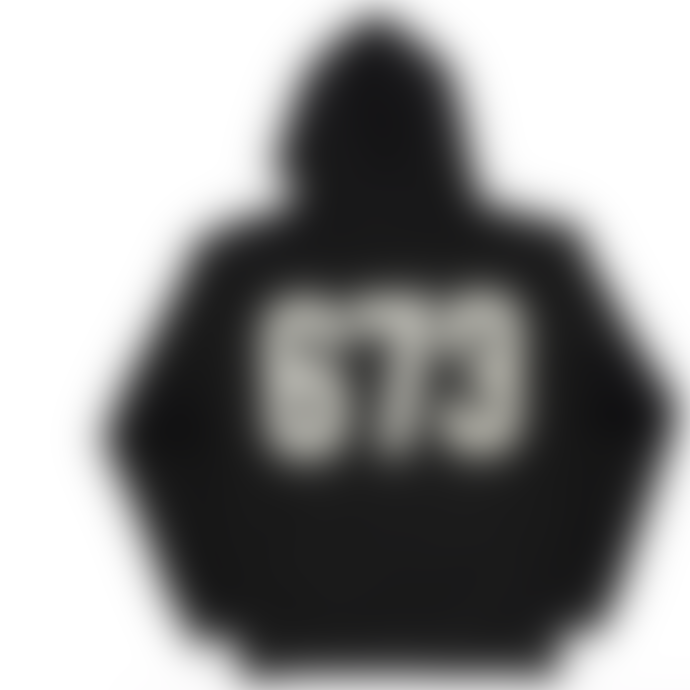Eat Dust 673 Logo Hoodie Black