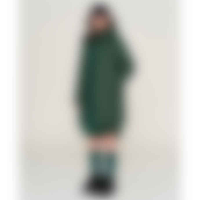 Elvine Tiril Bottle Green Jacket for Heavy Winter