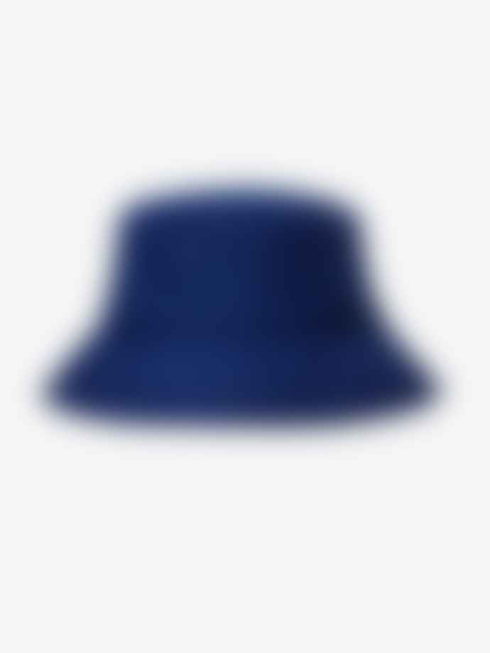 Sui Ava Posh Bucket Hat Blue