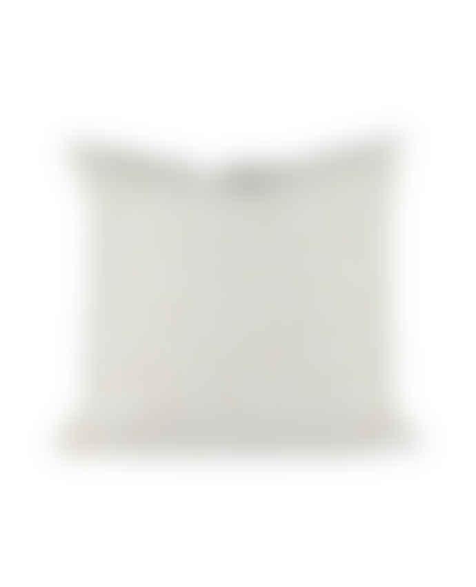 SIPP Outdoor 40 x 40cm Ocher Yellow Polyester Dot Print Exterior Cushion