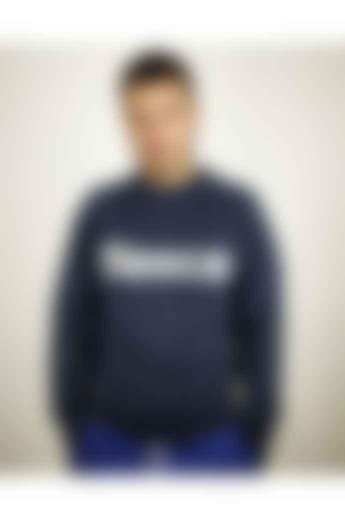 Outland Fleece Sweater Marine