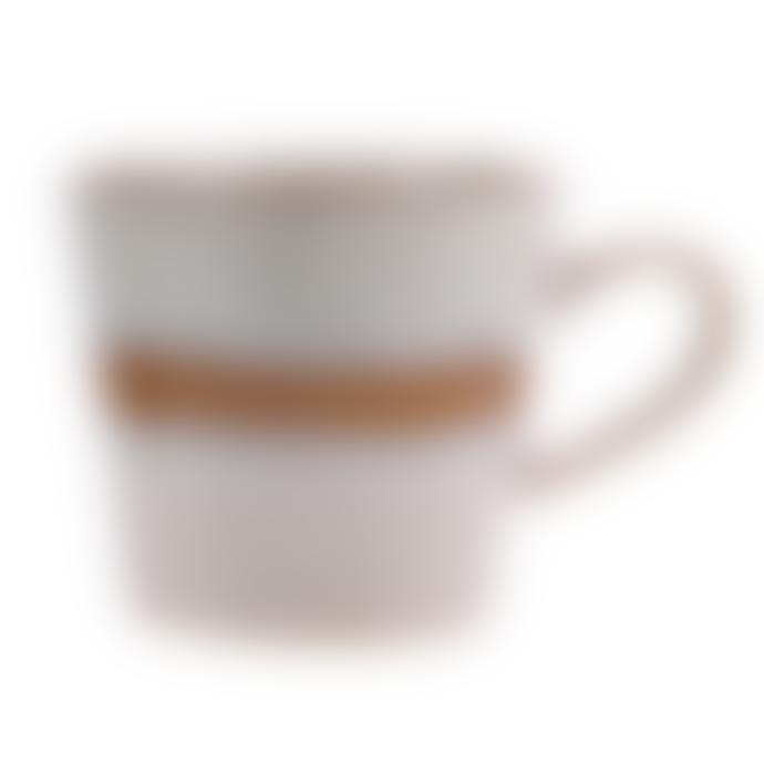 HK Living Ceramic Cappuccino Mug