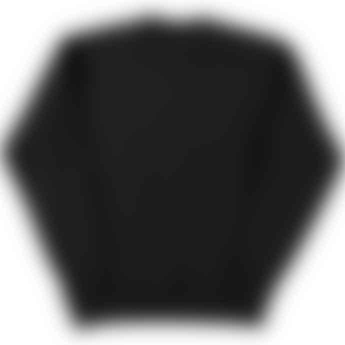 Russell Authentic Melange Sweatshirt Charcoal