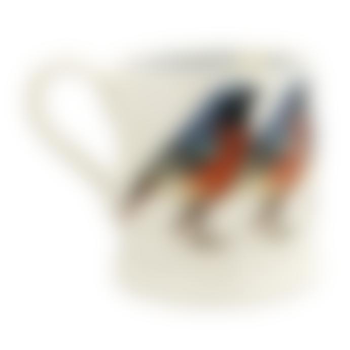 Emma Bridgewater Redstart Bird 1/2 Pint Mug
