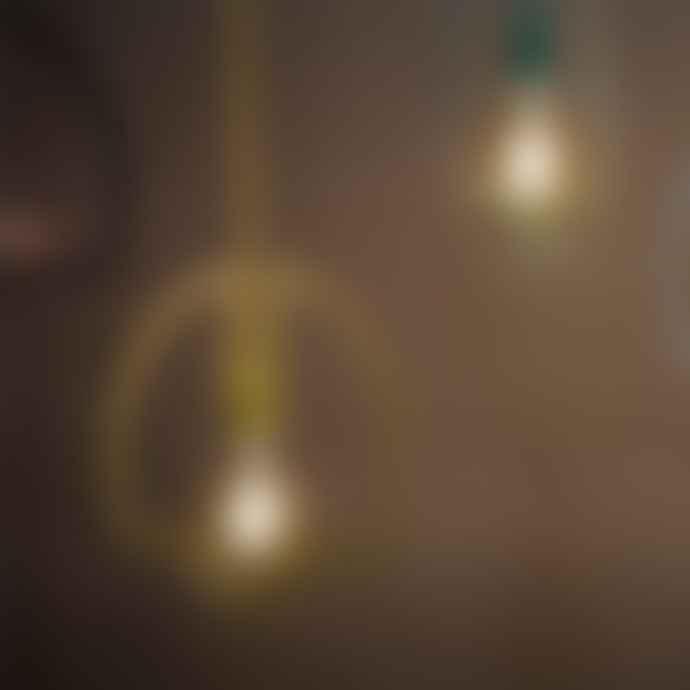 Denoe Giira Pendant Lamp Matte White