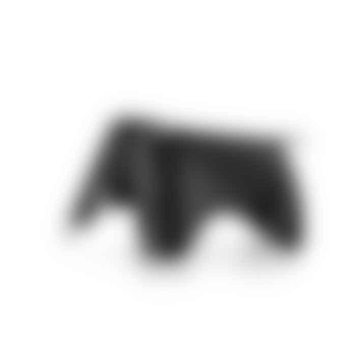 Vitra Eames Elephant Small Plastic Deep Black