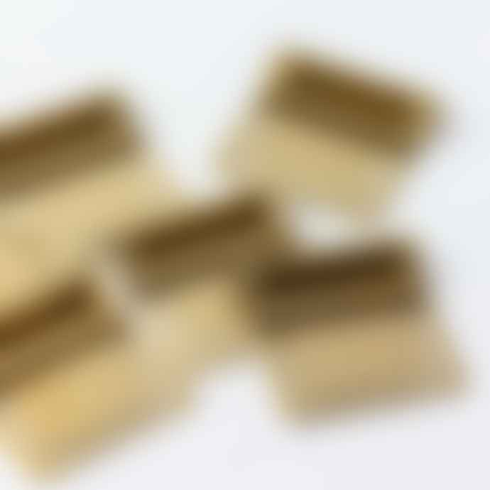 Traveler's Company Brass Index Clips