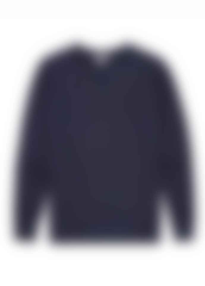 Sunspel Sweatshirt - Navy