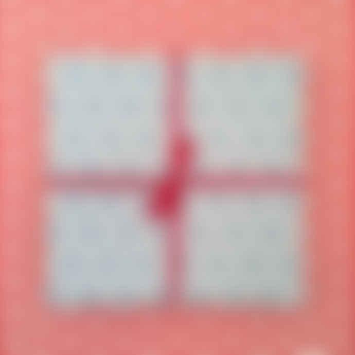 Elvira Van Vredenburgh Designs Snowflake Wrapping Paper Collection