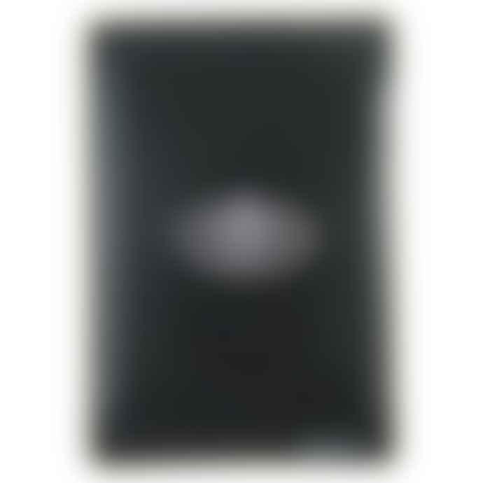 JOHN DERIAN Naive Jacks Tiny Rectangular Decoupage Glass Tray
