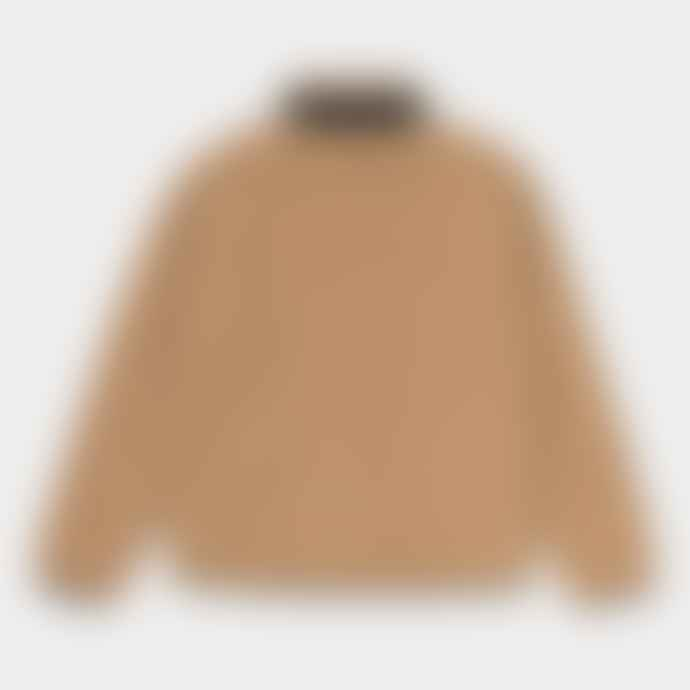 Carhartt Dusty Brown Polyester Prentis Liner Jacket