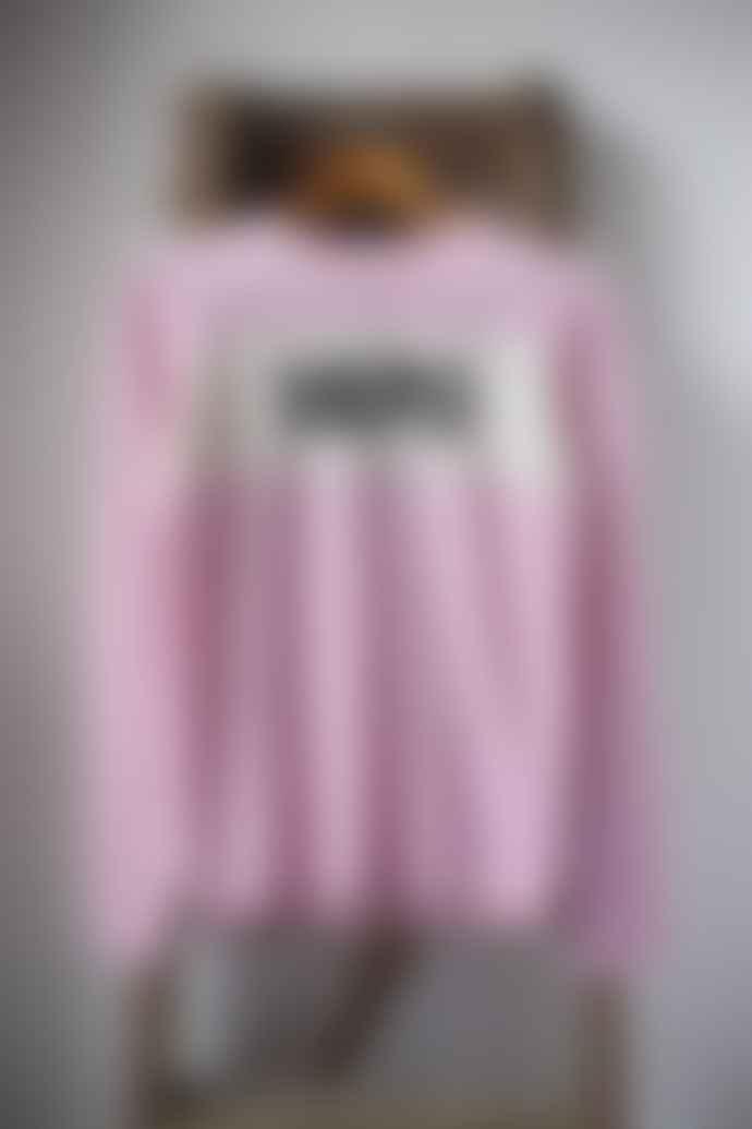 Bella Freud  1970 Baby Pink Cashmere Jumper