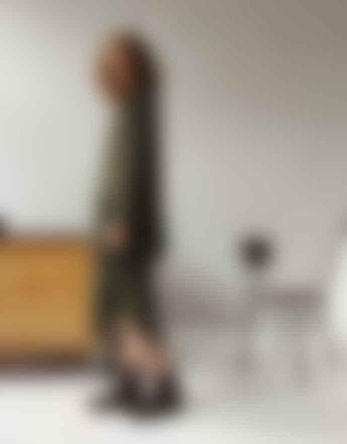Storm & Marie Ivy Green Tencel Dianna Skirt