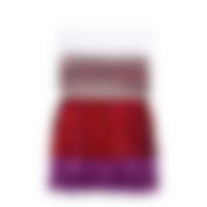 Meri Meri Red and Pink Tinsel Fringe Garland