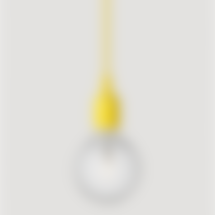 Muuto E27 Modern Pendant Light - with Bulb included- 19 Colours Available