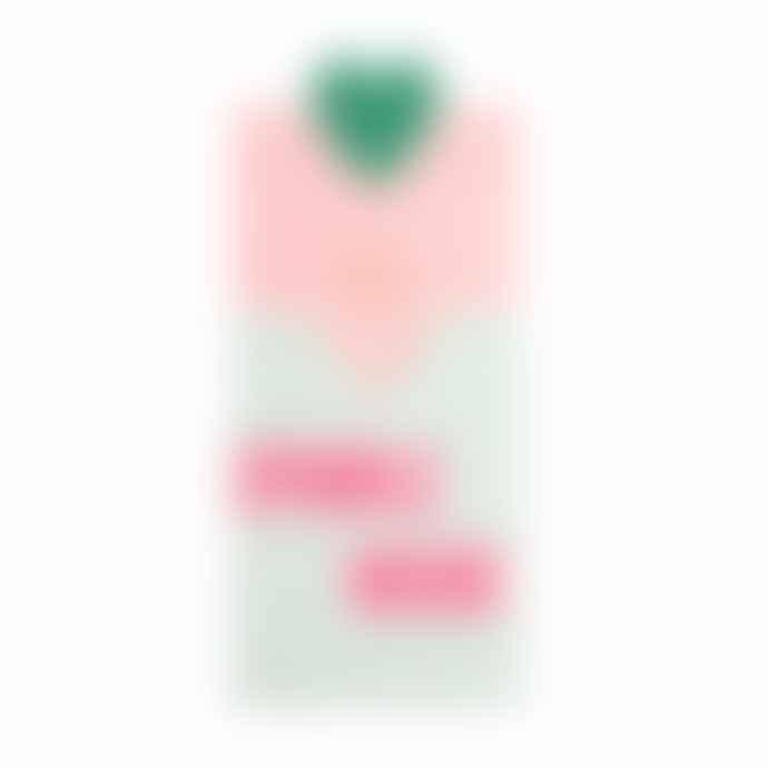 &Anne Light Pink Sparkle Star Bracelet