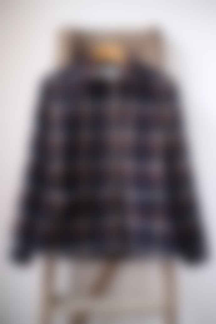 Leon & Harper Victoire Checked Wool Blend Jacket