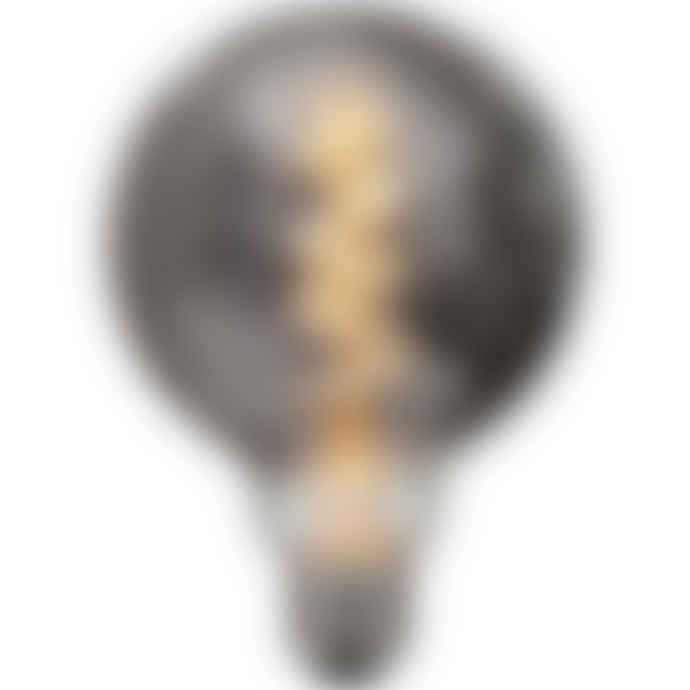 Star Trading 95mm Smoke Decoration LED Lamp