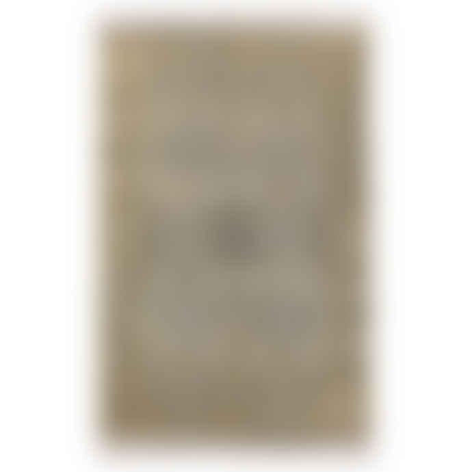 HKliving Printed Cotton Rug 120x180