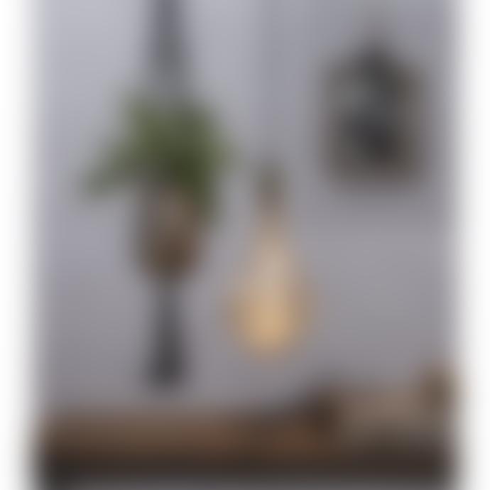 Star Trading Amber Decoration Melt LED Lamp