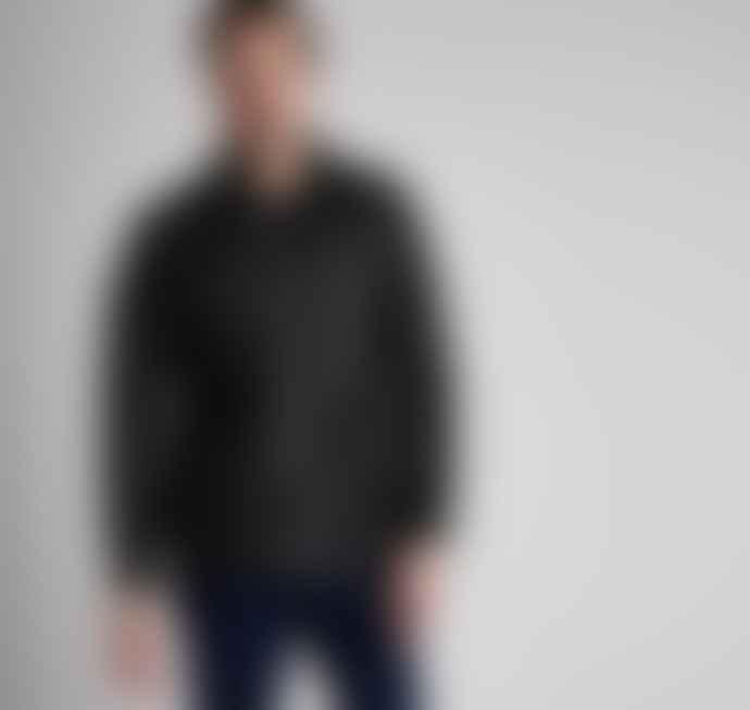 Barbour International Duke Wax Jacket - Black