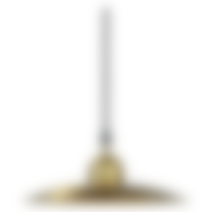 PR Home 28cm Brass Metal Como Ceiling Lamp