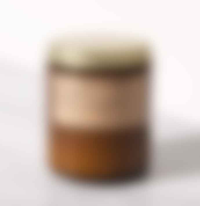 P. F. Candle co. Amber and Moss Soy Candle 7.2oz