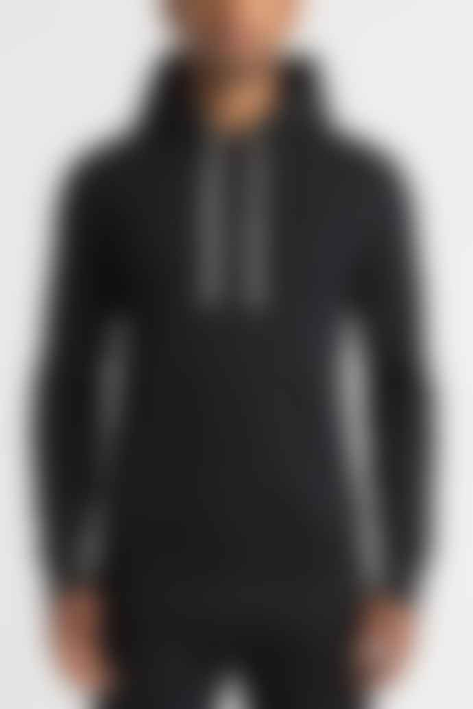 Reigning Champ Pullover Hoodie Black