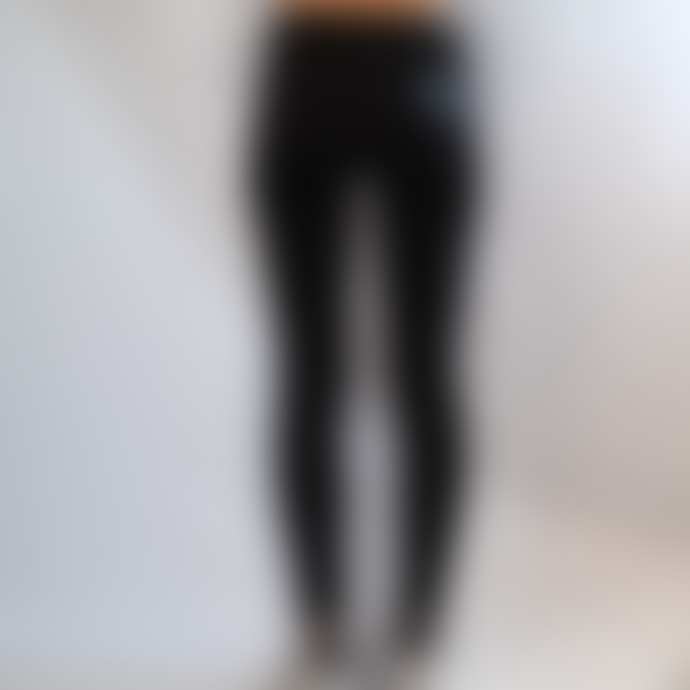 Willow & Wolf Paige Hoxton Ultra Skinny Shadow Black Jeans