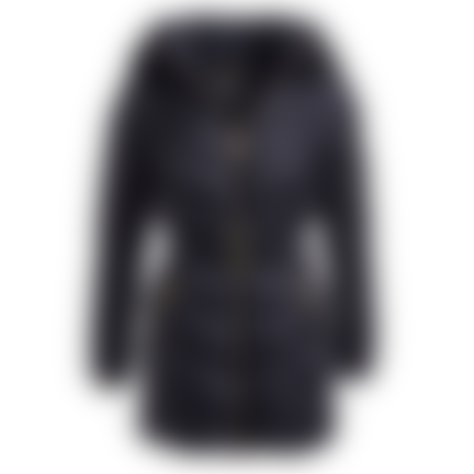 Barbour International Highpoint Quilted Black Jacket