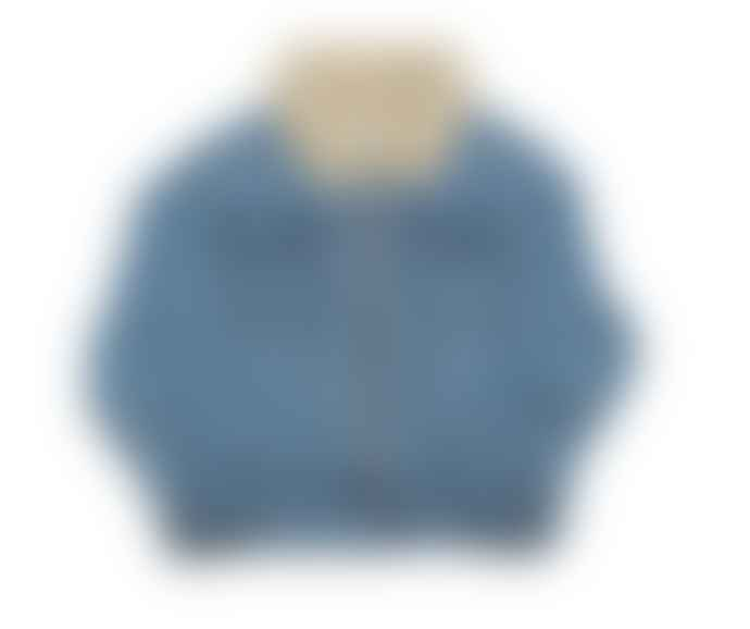 Wynken Batafurai Jacket Light Bleached Denim