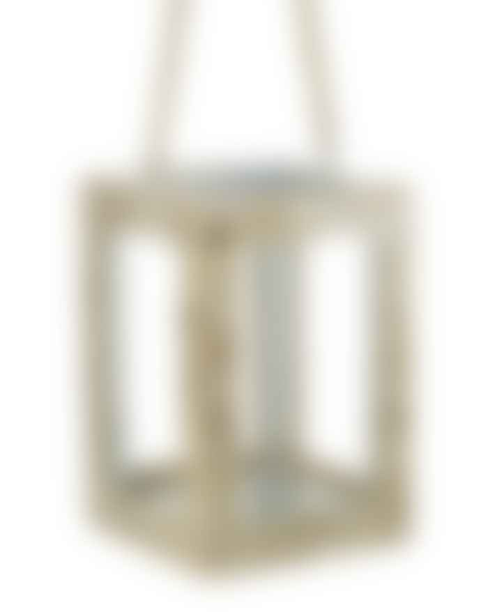 Parlane Lantern with Rope