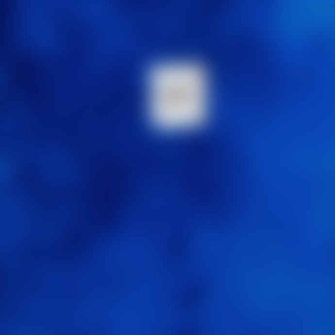 OOF Wear Reversible Shoulder Bag in Eco-Fur - Bright Blue
