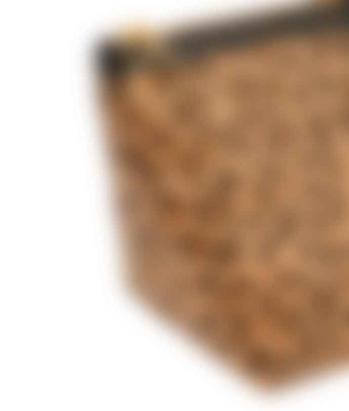 Wouf Safari Velvet Makeup Bag