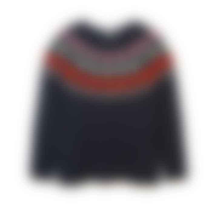 Wyse London Holly Fairisle Knit