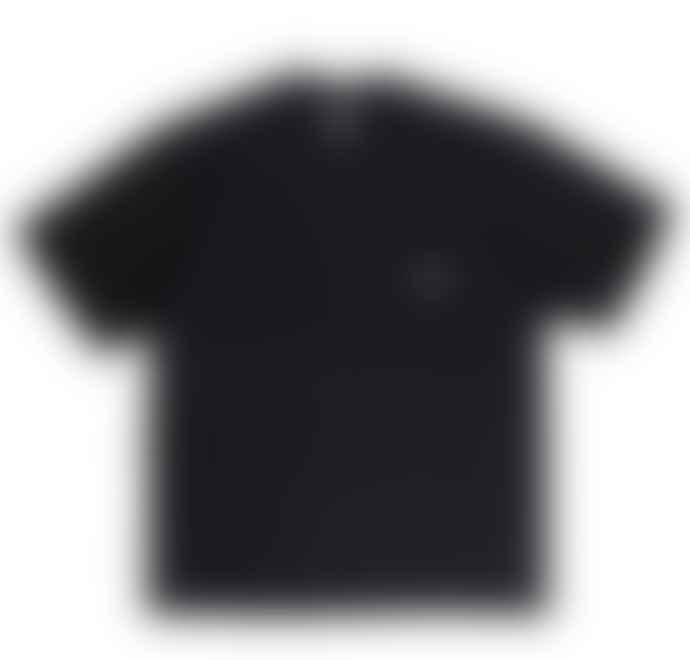 Danton Danton Pocket T Shirt Black