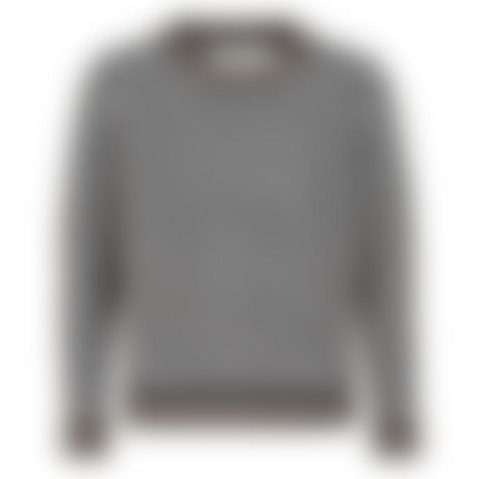 And Less Multi Stripe Albambina Sweater
