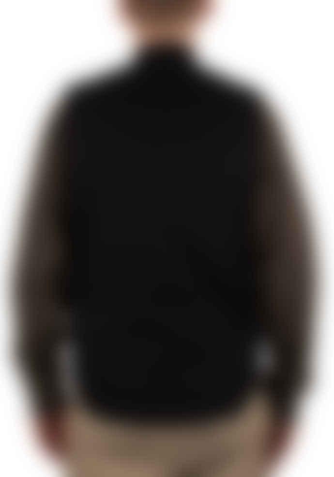 Carhartt Black Organic Cotton Vest